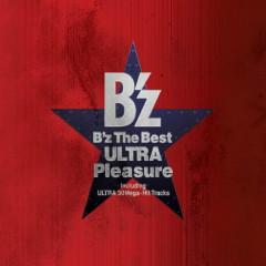 B'z The Best Ultra Pleasure (The First Run) - B'z