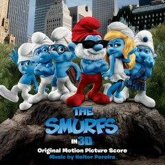 The Smurfs-OST (CD1)