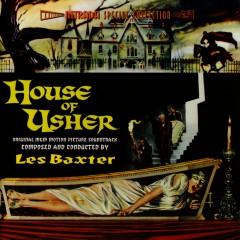House Of Usher OST  - Les Baxter