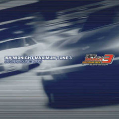 WANGAN MIDNIGHT MAXIMUM TUNE 3 ORIGINAL SOUNDTRACKS