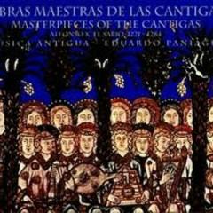 Obras Maestras De Las Cantigas CD2 No. 1 - Eduardo Paniagua