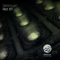 Riot - EP - Destroyer
