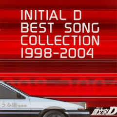Initial D Best Song Collection 1998-2004 (CD3)