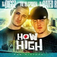 The Ill Spoken How High The Mixtape (CD1)