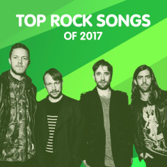 Top Rock Songs of 2017
