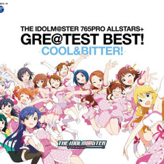 THE iDOLM@STER 765PRO ALLSTARS+ GRE@TEST BEST! -COOL&BITTER!- (CD2)