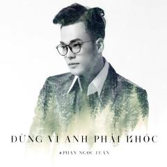 Đừng Vì Anh Phải Khóc (Single) - Phan Ngọc Luân