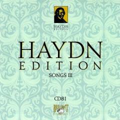 Haydn Edition - Songs CD 3