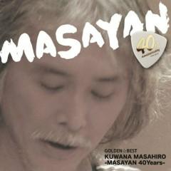 GOLDEN☆BEST Masahiro Kuwana -MASAYAN 40Years- (CD1)