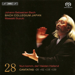 Bach - Cantatas Vol 28 CD1