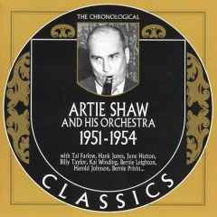 Artie Shaw & His Orchestra — 1951-1954 (CD1) - Artie Shaw
