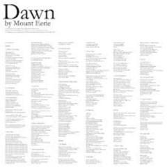 Dawn (CD1)