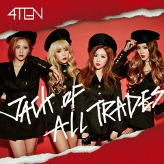 JACK OF ALL TRADES - 4TEN