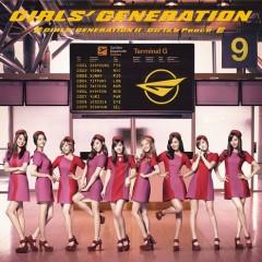 GIRLS' GENERATION II: Girls & Peace