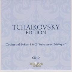 Tchaikovsky Edition CD 10