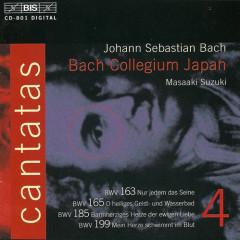 Bach - Cantatas Vol 4 CD2
