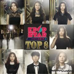 Kpop Star Season 4 Top.8