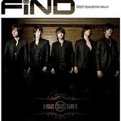 찾기 / Find - SS501