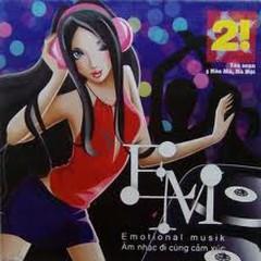 Âm Nhạc Đi Cùng Cảm Xúc CD2