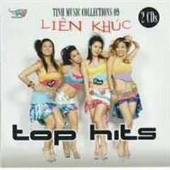 Liên Khúc Top Hits Chinese Melodies CD2
