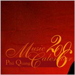 Music Calendar 2006