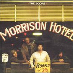 Morrison Hotel (US) - The Doors