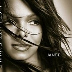 Just A Little While - Single - Janet Jackson