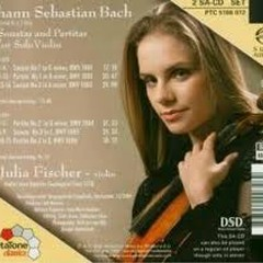 Bach:Sonatas And Partitas For Violin Solo CD1