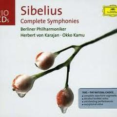 Sibelius - Complete Symphonies  CD2