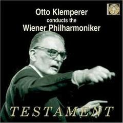 Otto Klemperer, Wiener Philharmoniker: Live Broadcast Performances Disc 8