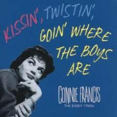 Kissin Twistin (CD9) - Connie Francis