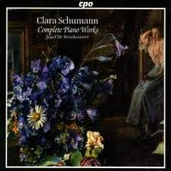 Clara Schumann: Complete Piano Works CD2 - Jozef De Beenhouwer