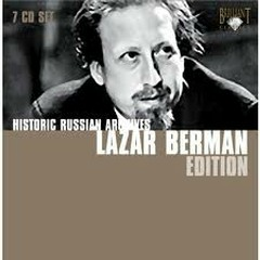 Historic Russian Archives CD2 - Lazar Berman