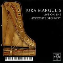 Live On The Horowitz Steinway - Jura Margulis