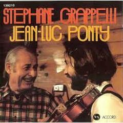 Jean Luc Ponty & Stephane Grappelli