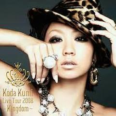 KODA KUMI LIVE TOUR 2008 ~Kingdom~ CD1