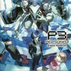 PERSONA3 Original Soundtrack CD3