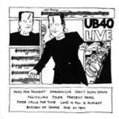 Live Of UB40