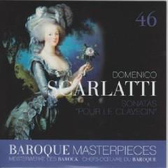 Baroque Masterpieces CD 46 - D. Scarlatti Sonatas Pour le Clavecin - Andreas Staier