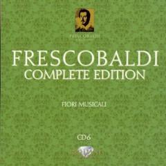 Frescobaldi - Complete Edition CD 6 (No. 1)