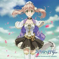 Atelier Escha & Logy ~Alchemist of Dusk Sky~ Original Soundtrack the Animation CD2 No.2