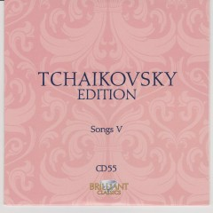Tchaikovsky Edition CD 55 (No. 1)