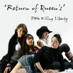 Return Of Queens