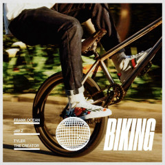 Biking (Single) - Frank Ocean, Jay-Z, Tyler, The Creator