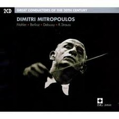 Great Conductors Of The 20th Century  CD1 - Dimitri Illarionov,New York Philharmonic
