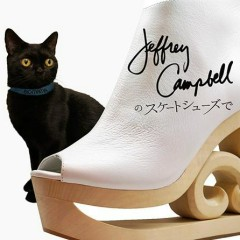 Jeffrey Campbell no Skate Shoes de - BIGMAMA