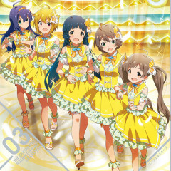 THE IDOLM@STER MILLION THE@TER GENERATION 03