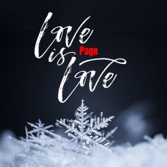 Love Is Love (Single)