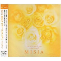 THE BEST MUSIC BOX COLLECTION OF MISIA Disc 1 - Misia