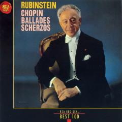 Chopin Ballades & Scherzos - Arthur Rubinstein